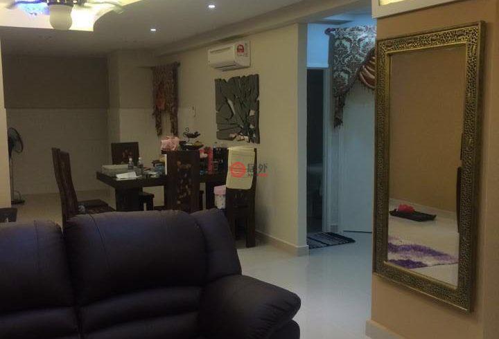 马来西亚3卧2卫的房产