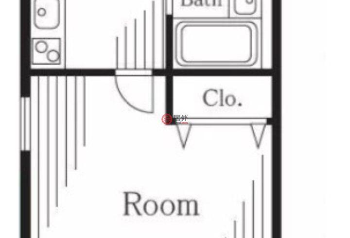 日本JapanTokyo的房产,麻布十番4-1-10,编号46605659