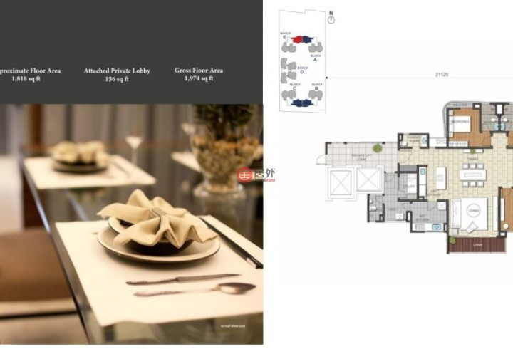马来西亚Kuala Lumpur吉隆坡的房产,Mont' Kiara,编号51753119