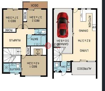 澳大利亚昆士兰布里斯班的房产,Alexandra st,编号50540648