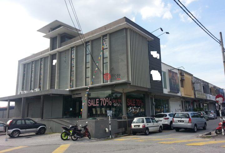 马来西亚总占地186平方米的商业地产