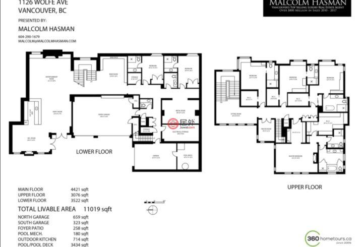 加拿大不列颠哥伦比亚省的房产,1126 Wolfe Ave,编号35516435