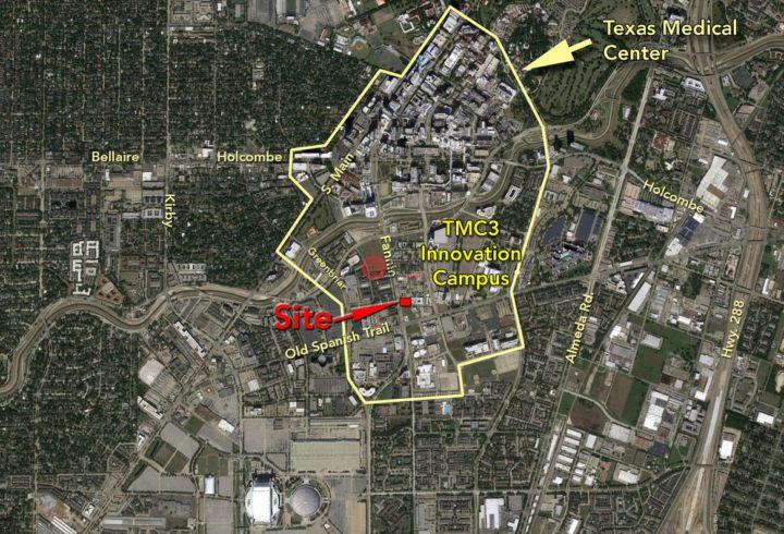 美国德克萨斯州休斯顿的土地,7301 Fannin,编号58475749