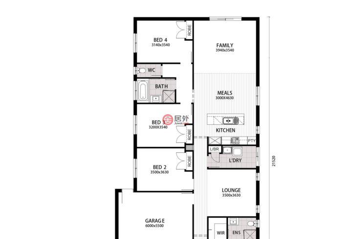 澳大利亚维多利亚州特鲁加尼娜的房产,编号47091860