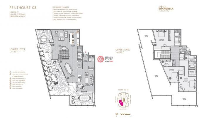 加拿大安大略省多伦多的新建房产,180 University Avenue,编号5359270