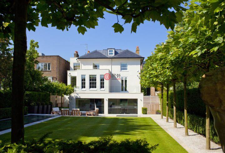 英国英格兰伦敦的独栋别墅,编号60458113