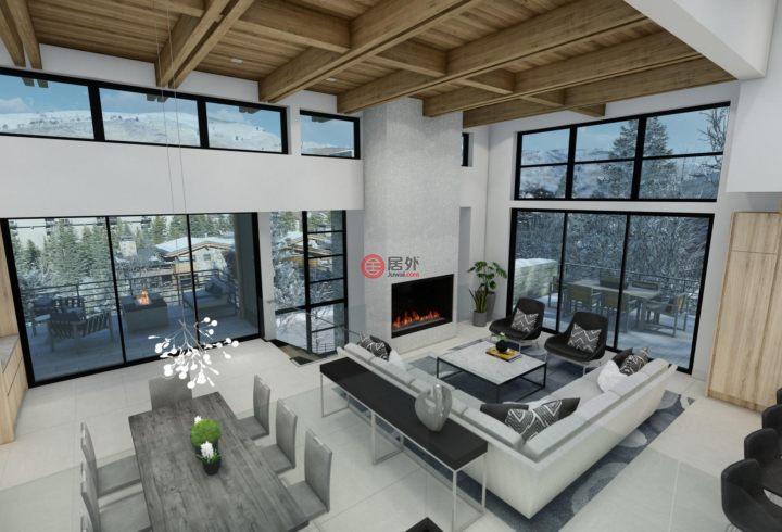 美国科罗拉多州韦尔的房产,670 Forest Road,编号54994662