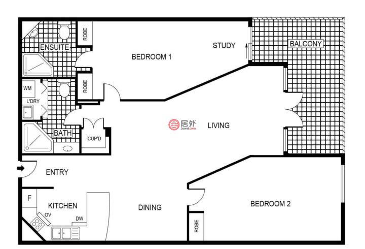 澳大利亚澳大利亚首都领地City的房产,64/66 Allara Street,编号51824659